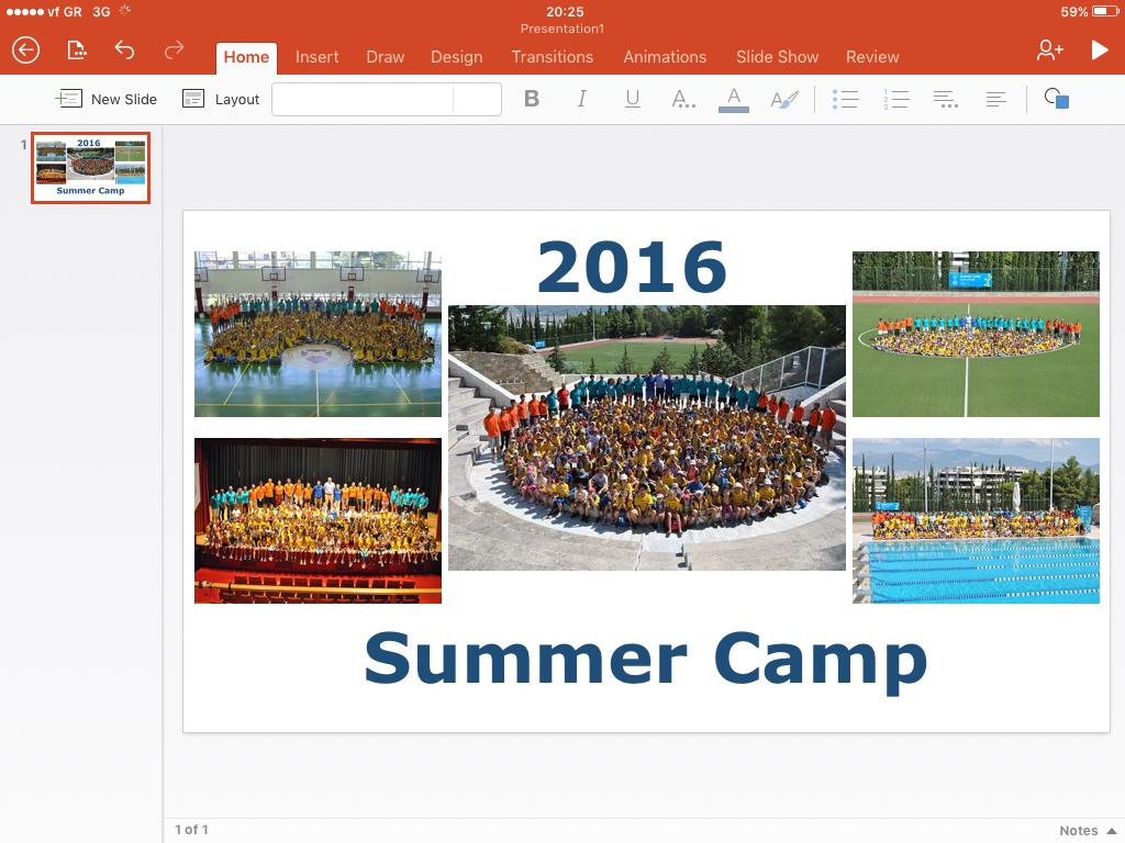 """Ραντεβού στο """"2017 Summer Camp""""!"""