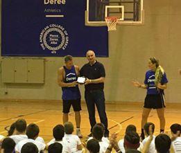 """Με επιτυχία ολοκληρώθηκε το """"DBA Skills Camp"""" με τον Ganon Baker!"""