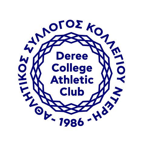 Registration to the Deree Sports Academy update.