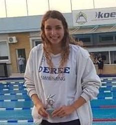 Και η Ξανθή Μητσάκου στους επίλεκτους αθλητές κολύμβησης!
