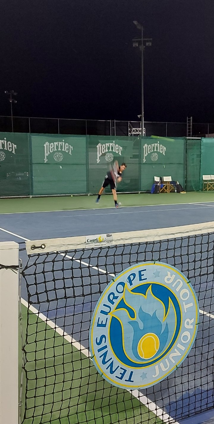 Πολύ καλές εμφανίσεις από τους αθλητές τένις στην Κύπρο!