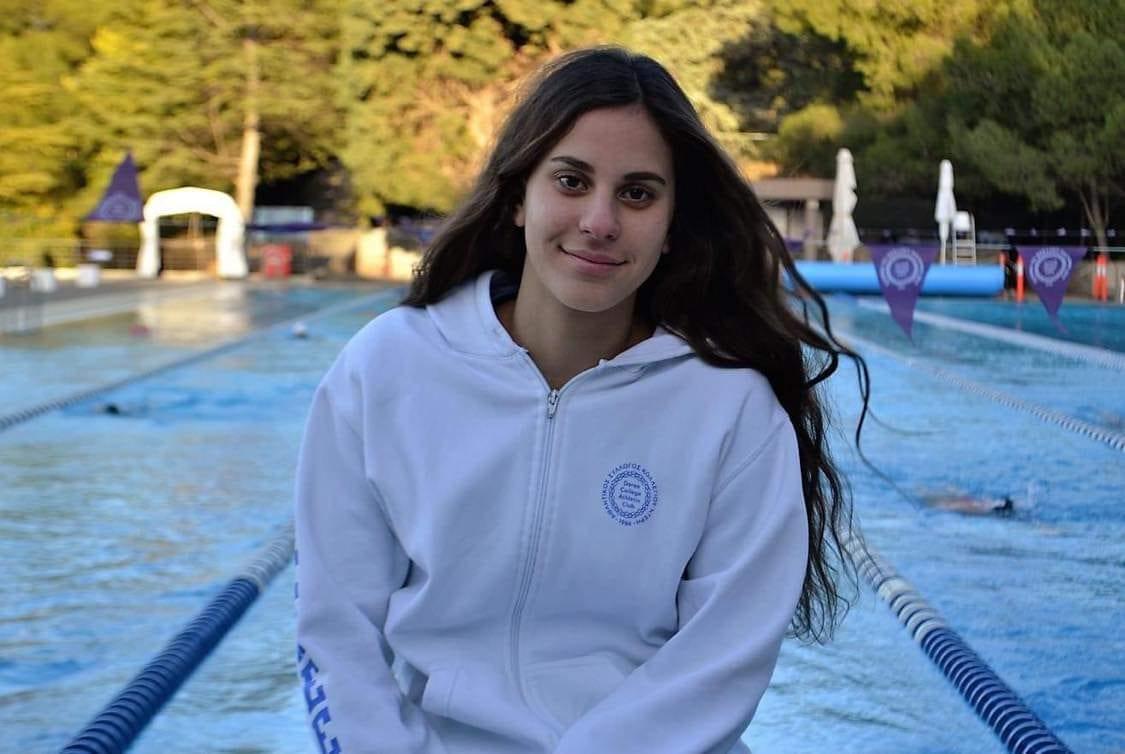 Η Ιωάννα Γεωργοπούλου στο University of Chicago με αθλητική υποτροφία!
