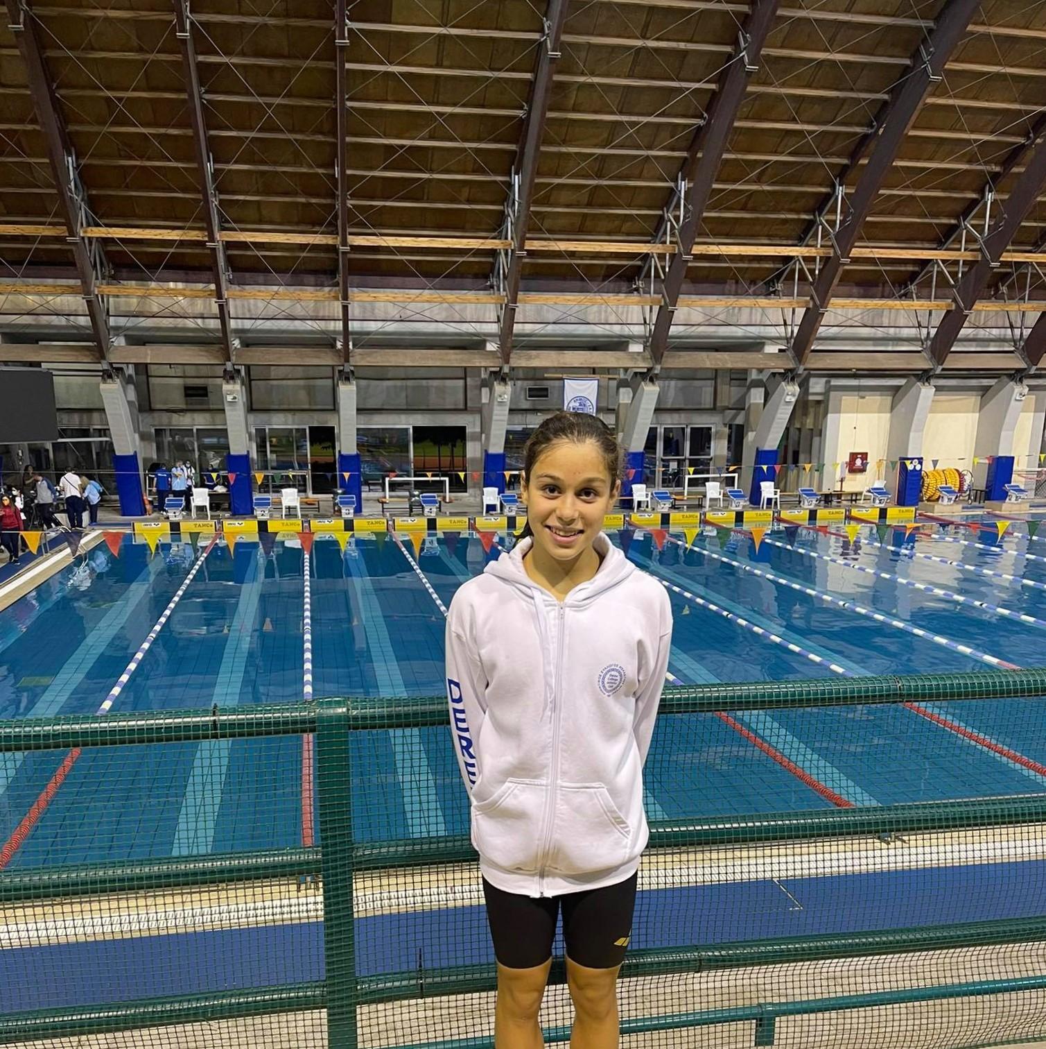 Πανελλήνια ρεκόρ για την Deree Swim Academy!